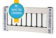 Биметаллический радиатор 300/85  10 секций Mirado