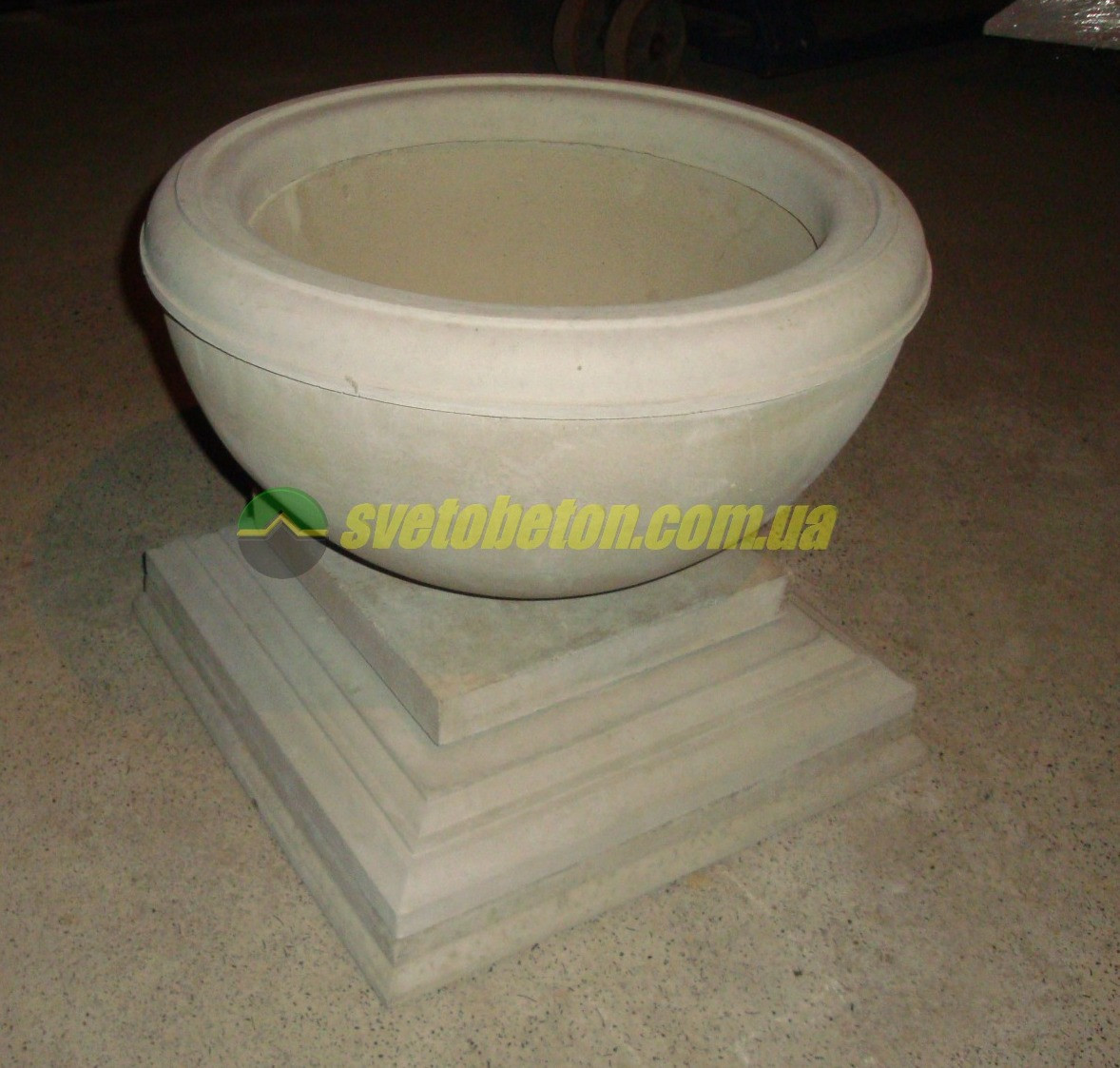 Вазон из бетона купить в белгороде виды бетона и его применение