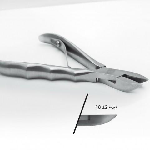 Кусачки профессиональные для ногтей EXPERT 64 16 мм. N7-64-16 / (К-06)
