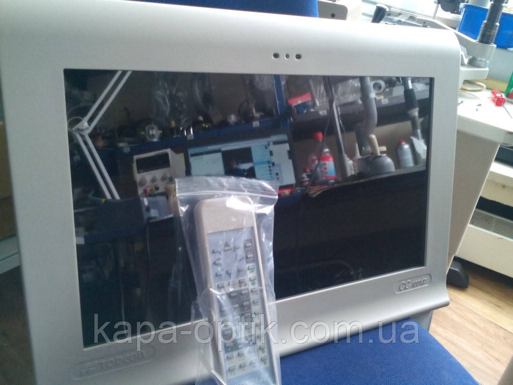 LED-панель+тест на поляризацию TOPCON-CC100XP