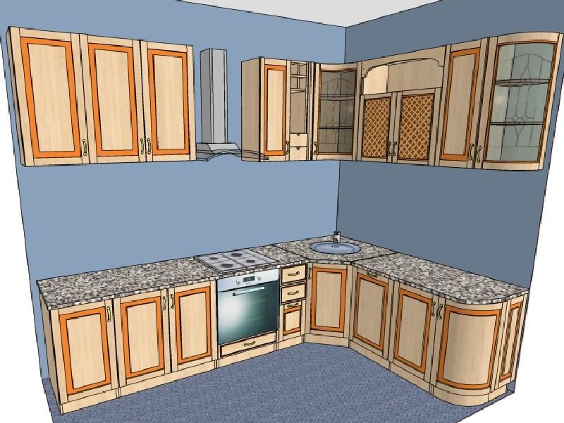 Кухня Юля Нова в Измаиле