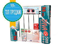 Биметаллический радиатор 500/96 10 секций Diva