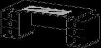 Стол руководителя Morion 3