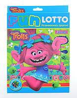 """Игровой набор """"Funny loto"""" """"Trolls"""", код: 953674"""