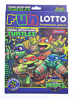 """Игровой набор """"Funny loto"""" """"TMNT"""", код: 953697"""