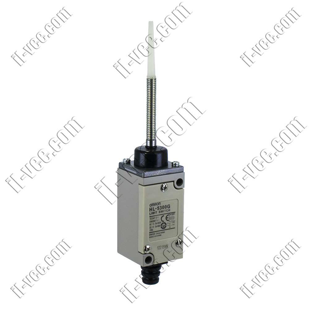 Кінцевий вимикач Omron HL-5300G, 1NO+1NC, 5A, 250V