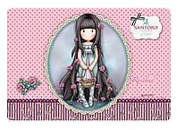 """Подложка для стола детская """"Santoro Rosebud"""", код: 491661"""
