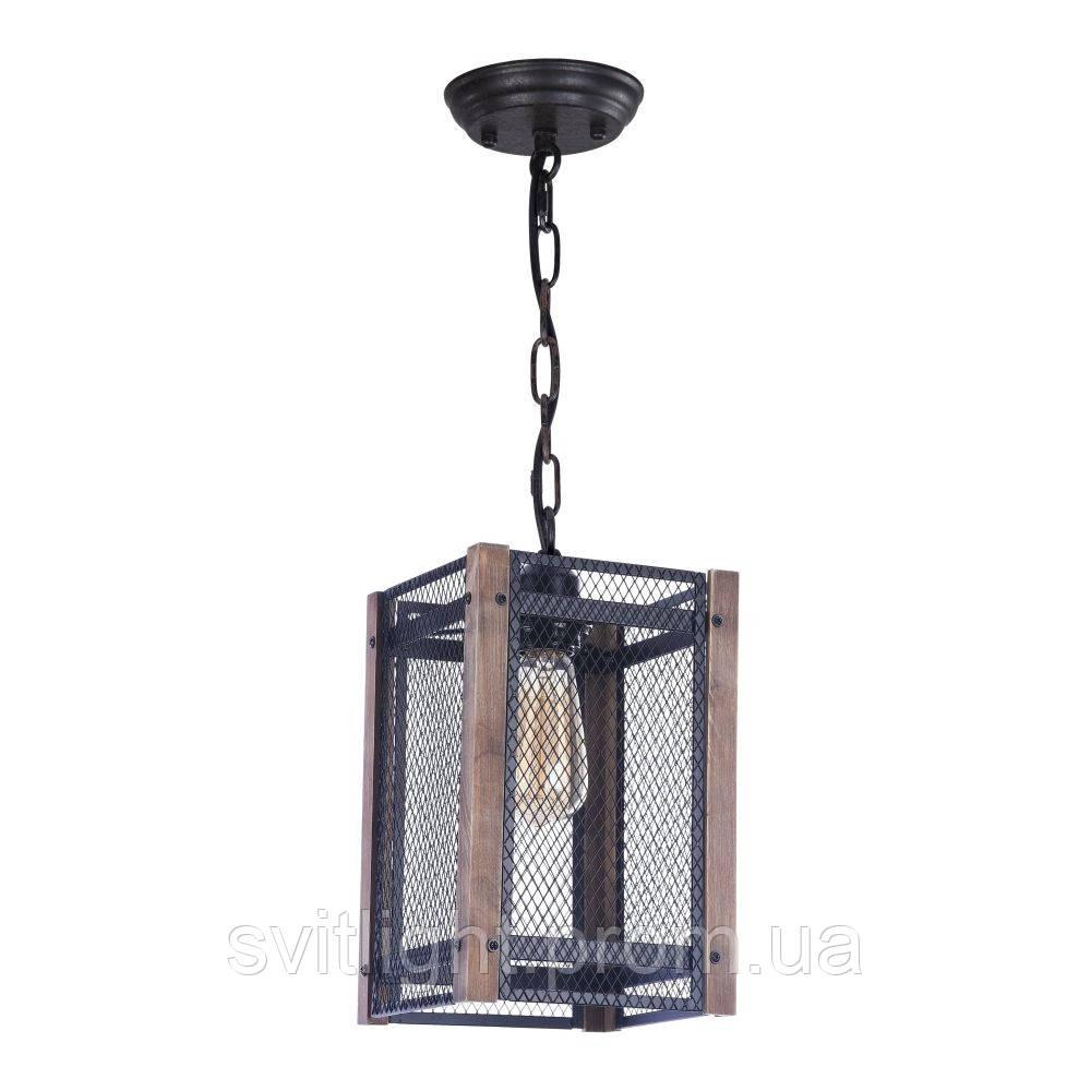 Подвесной светильник на 1 лампочку (Черный) FR4561-PL-01-B Freya