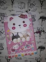Детский блокнот на замке для девочек А5 формат в подарочной упаковке
