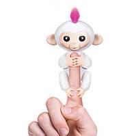 Игрушка интерактивная Happy Monkey Белая (2000), фото 1