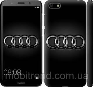 Чехол на Huawei Y5 2018 Audi. Logo v3