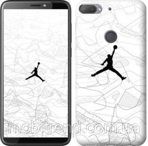 Чехол на HTC Desire 12 Plus Air Jordan