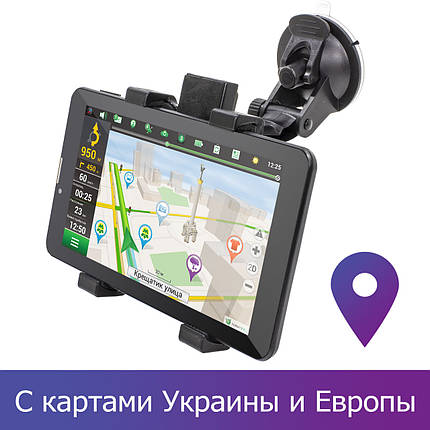 ✓GPS Навигатор 7'' Pioneer DVR700PI Max 1/16GB IPS Android 6 3000 mAh Андроид ХИТ, фото 2