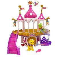Замок для пони My Little Pony, с аксессуарами 6628 А-6