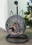 Подвесное кресло для кошек Кити, фото 5