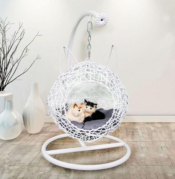 Подвесное кресло для кошек Кити
