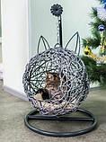 Подвесное кресло для кошек Кити, фото 2