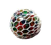 Антистресс игрушка - лизун мозги в сетке (9873401)