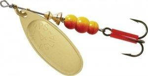 Блесна Mepps Aglia gold 4  9гр (30 110 004)