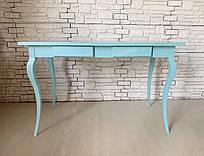 Кабинетный стол. Итальянский письменный стол.
