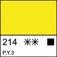Краска гуашевая МАСТЕР-КЛАСС лимонная гуашь, 40мл ЗХК 351594