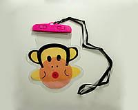 Универсальный водонепроницаемый чехол Monkey (1742), фото 1