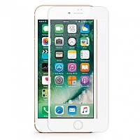 Защитное стекло iMax 3D Japanese Material для iPhone 7 Plus Белый (1803), фото 1