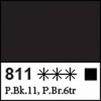 Краска масляная МАСТЕР-КЛАСС кость жжёная имитация, 46мл ЗХК, артикул 1104811 код:351753