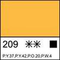 Краска масляная МАСТЕР-КЛАСС неаполитанская жёлтая, 46мл ЗХК, артикул 1104209 код:351759