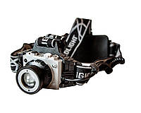Налобный фонарь P-1005-T6 (2001), фото 1
