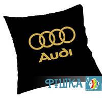Подушка с лого Audi