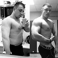 Программа тренировок (похудение, набор веса) Программа тренувань для тренажерного залу/дому