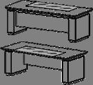Стол руководителя Morion 5