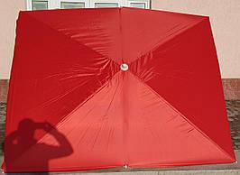 Зонт садовый торговый Sansan Umbrella 208  2м х 2,5м