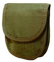 Подсумок U.S.ARMOR для наручников,зеленый 4.5x4.5x1