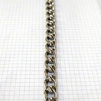 Цепь для сумок металлическая никель a6098