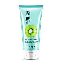 Очищающий крем для умывания c киви Images Plant Extraction Kiwi Fruit Facial Cleanser (120г), фото 1
