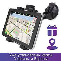 "☀Лучший навигатор 7"" Pioneer M70H3 IPS экран 6 ядер 2 Sim 16 Gb Камера 5 Мп Android 5.1 Батарея 3000 мАч"