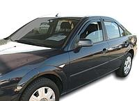 Дефлектори вікон вставні Ford Mondeo 2000-2007 4D