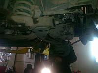 Замена масла в АКПП BMW