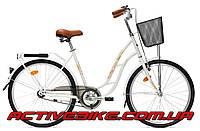 Дорожный велосипед Аист (AIST) 26-210 Ретро с корзиной