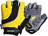 Велорукавички PowerPlay 5037 C XL Чорно-жовті (5037C_XL_Yellow)