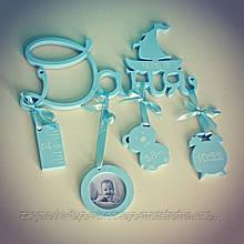 Метрика для новорожденных на заказ