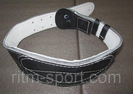 Ремінь для важкої атлетики (ширина-15 см, довжина- 90 см), фото 2