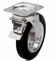 Особенности колес со стандартной рифленой резиной
