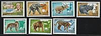 Венгрия 1981 фауна зоология - MNH XF