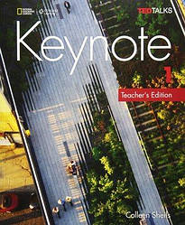 American Keynote 1 Teacher's Edition