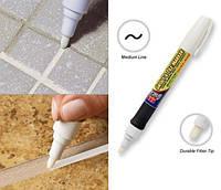 Карандаш маркер закрашивания для швов плитки Grout-Aide Grout & Tile Marker.
