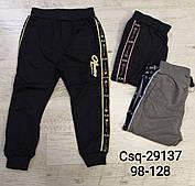 Спортивні штани для хлопчиків Seagull оптом, 98-128 рр. Артикул: CSQ29137