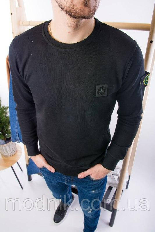 Мужская удобная кофта (черная) - Турция